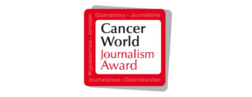 CancerWorld Journalism Award